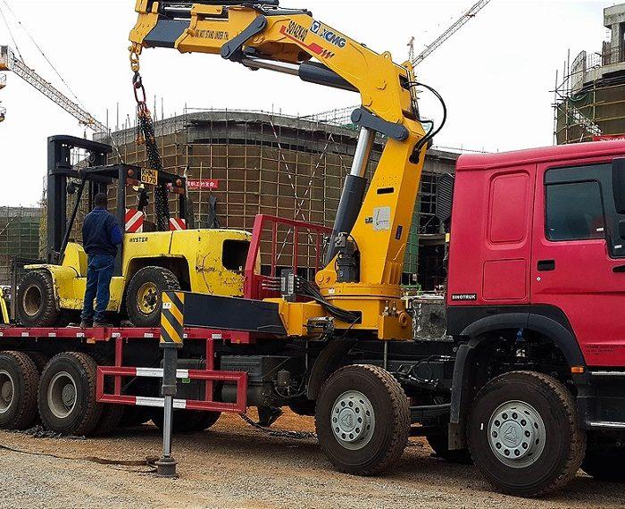 Hiab Crane Trucks